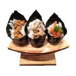 Temaki (1 Pièce) Natto